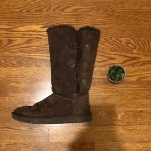Bailey buttoned ugg boots
